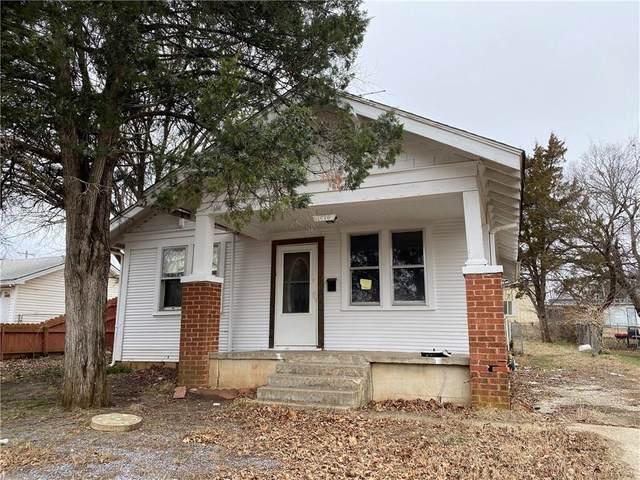 1016 N Louisa Avenue, Shawnee, OK 74801 (MLS #900345) :: Homestead & Co