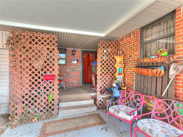 901 Stiver Drive, Midwest City, OK 73110 (MLS #900346) :: Homestead & Co