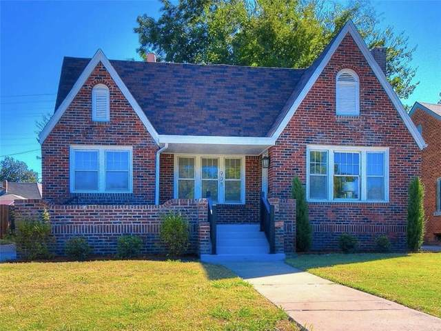 908 NE 20th Street, Oklahoma City, OK 73105 (MLS #900347) :: Homestead & Co