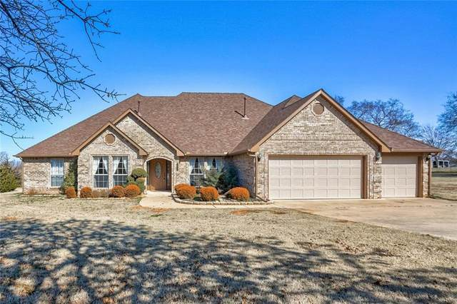 2470 County Road 1196, Blanchard, OK 73010 (MLS #900362) :: Homestead & Co