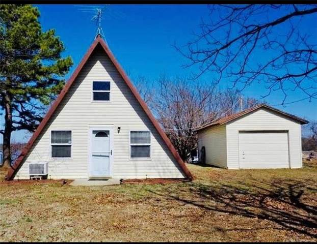 421375 E 1150 Road, Eufaula, OK 74432 (MLS #900372) :: Homestead & Co