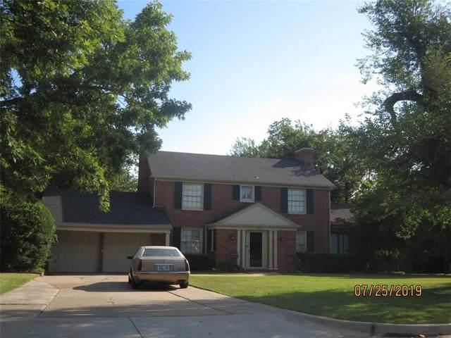 1633 Camden Way, Nichols Hills, OK 73116 (MLS #900399) :: The Oklahoma Real Estate Group