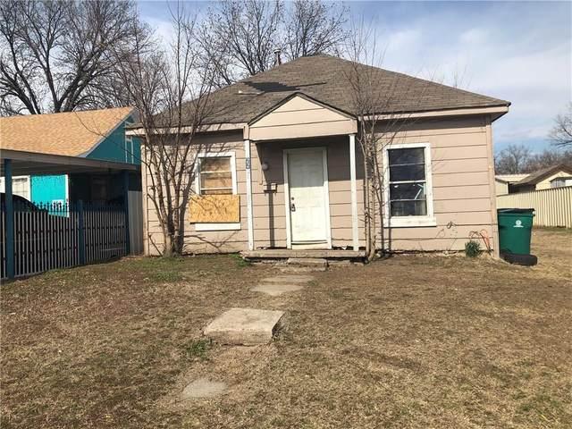 2221 SW 20th Streets, Oklahoma City, OK 73108 (MLS #900401) :: Keri Gray Homes
