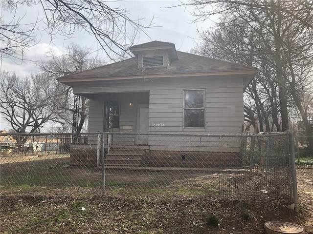 2418 SW 24th Street, Oklahoma City, OK 73108 (MLS #900405) :: Keri Gray Homes
