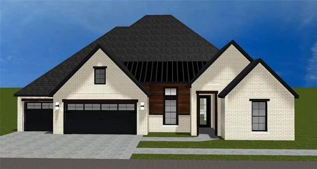 2401 Semillon Way, Edmond, OK 73012 (MLS #900423) :: ClearPoint Realty