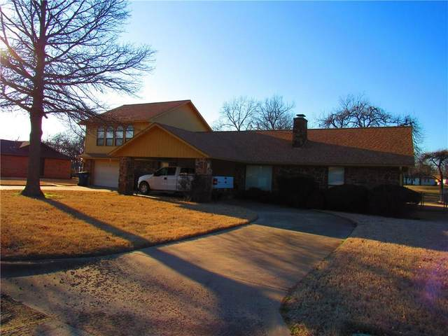 1322 Alvera Lane, Wynnewood, OK 73098 (MLS #900453) :: Homestead & Co