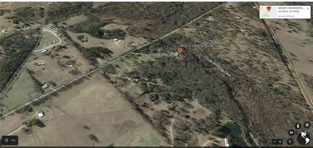 0 Old State Hwy 98 Valliant, Valliant, OK 74764 (MLS #900461) :: Homestead & Co