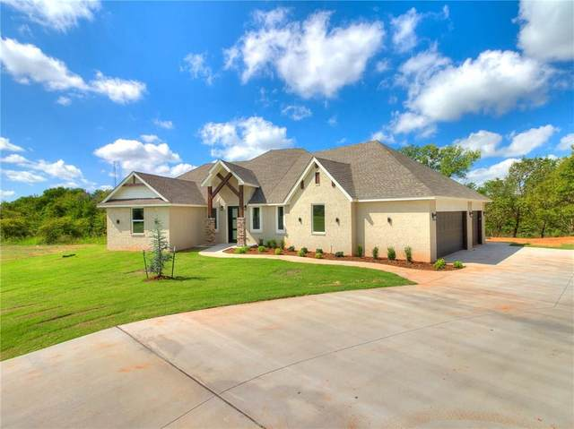 2187 Fawn Lake Trail, Blanchard, OK 73010 (MLS #900493) :: Keri Gray Homes