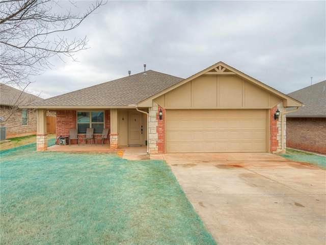 2409 Turtlewood River Road, Midwest City, OK 73130 (MLS #900497) :: Homestead & Co