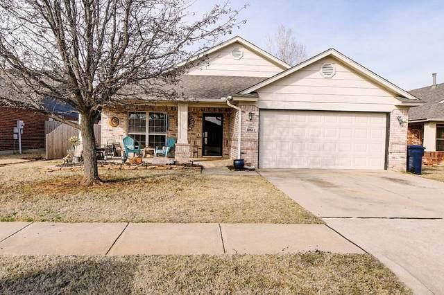 10641 NW 34th Street, Yukon, OK 73099 (MLS #900498) :: The Oklahoma Real Estate Group