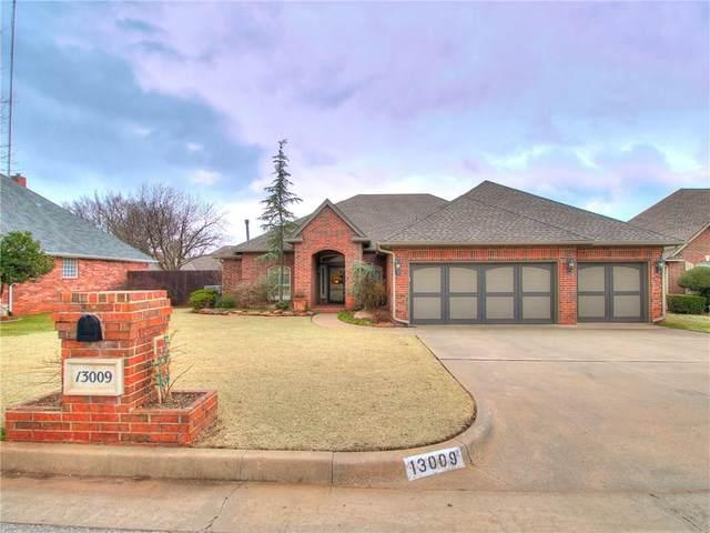 13009 Green Cedar Terrace, Oklahoma City, OK 73131 (MLS #900508) :: Homestead & Co