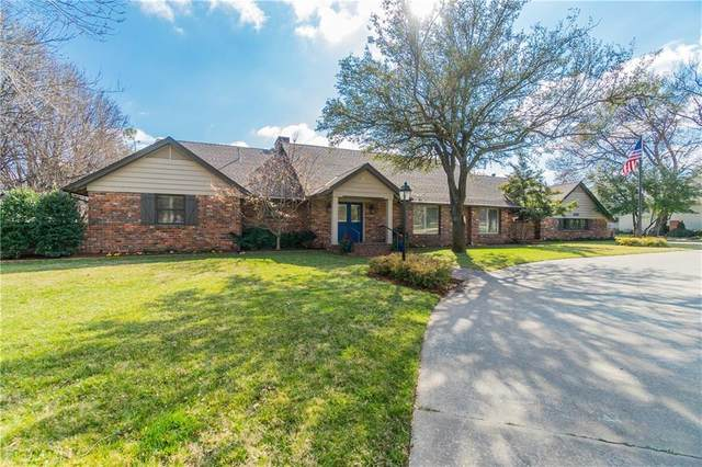 2520 NW Grand Boulevard, Oklahoma City, OK 73116 (MLS #900509) :: Homestead & Co