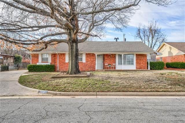 3600 NW 65th Street, Oklahoma City, OK 73116 (MLS #900521) :: Homestead & Co