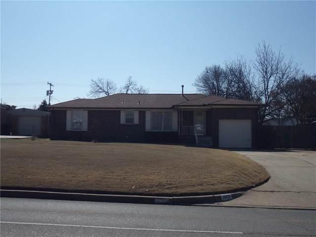 1608 NW 39th Street, Oklahoma City, OK 73118 (MLS #900557) :: Homestead & Co