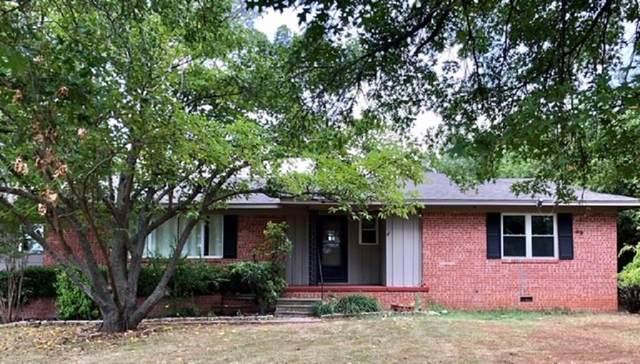 15139 N County Road 3260, Pauls Valley, OK 73075 (MLS #900559) :: Homestead & Co