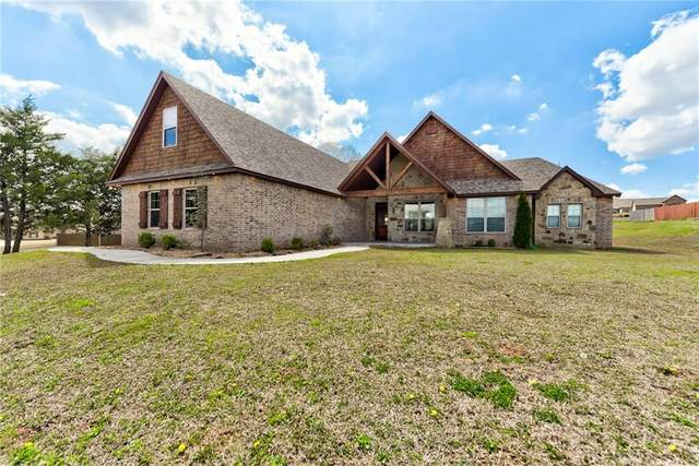 3647 N Rockwell Avenue, Blanchard, OK 73010 (MLS #900572) :: Homestead & Co
