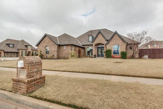 1521 SW 134th Terrace, Oklahoma City, OK 73170 (MLS #900575) :: Homestead & Co