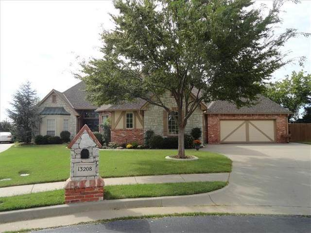 13208 Regal Vintage Road, Oklahoma City, OK 73170 (MLS #900577) :: Homestead & Co