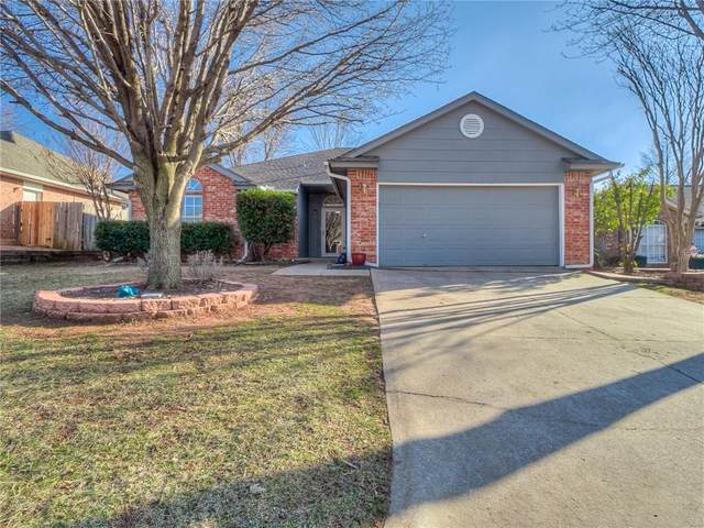 504 NW 172nd Place, Edmond, OK 73012 (MLS #900587) :: ClearPoint Realty