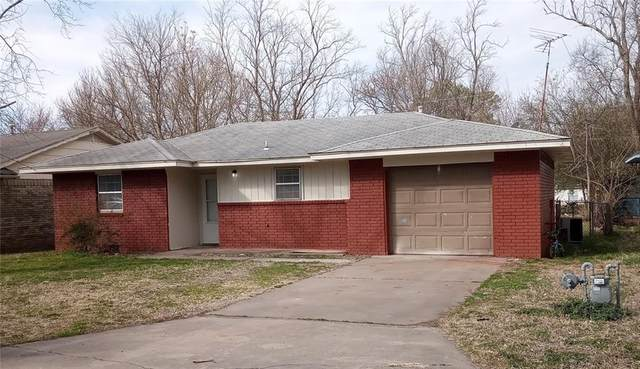 206 S Osage Avenue, Shawnee, OK 74801 (MLS #900603) :: Homestead & Co
