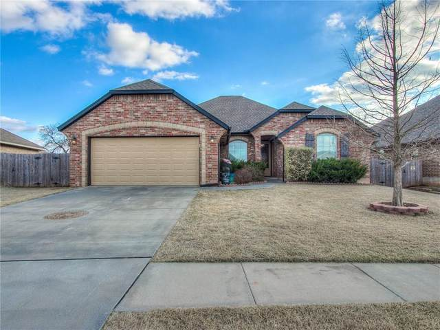 2804 SE 39th Street, Moore, OK 73160 (MLS #900613) :: Homestead & Co