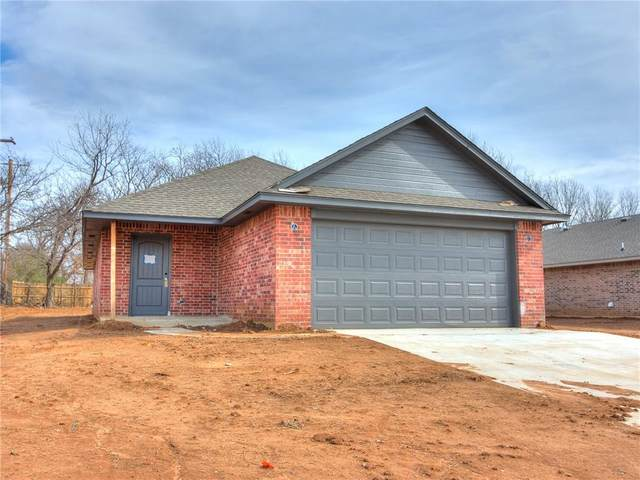 4212 Bonaparte Boulevard, Midwest City, OK 73110 (MLS #900620) :: Homestead & Co