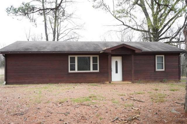 158 Woodthrush Lane, Valliant, OK 74764 (MLS #900646) :: Homestead & Co