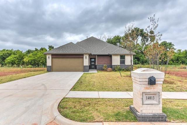 14013 Village Run Drive, Piedmont, OK 73078 (MLS #900648) :: The Oklahoma Real Estate Group