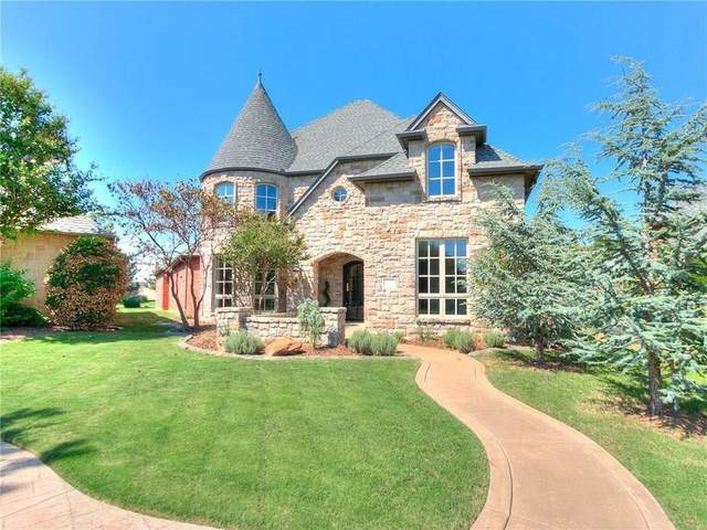 15016 Dourdan Court, Oklahoma City, OK 73142 (MLS #900692) :: Homestead & Co