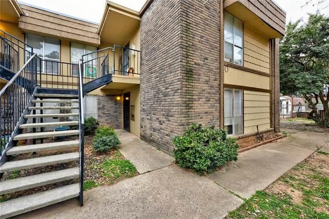 6552 N Meridian Avenue #107, Oklahoma City, OK 73116 (MLS #900699) :: Erhardt Group at Keller Williams Mulinix OKC