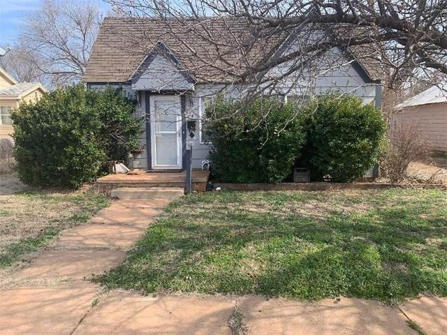 514 N Navajoe, Altus, OK 73521 (MLS #900703) :: Homestead & Co