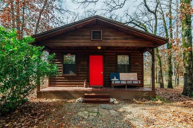 169 Old Hochatown Road, Broken Bow, OK 74728 (MLS #900714) :: Keri Gray Homes