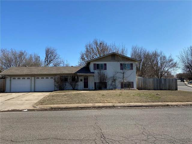 2400 Queensbury Road, Moore, OK 73160 (MLS #900727) :: Homestead & Co