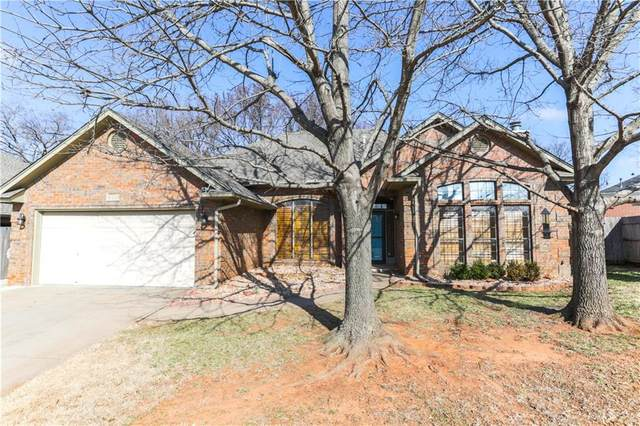 500 Copperfield Drive, Edmond, OK 73003 (MLS #900729) :: Keri Gray Homes