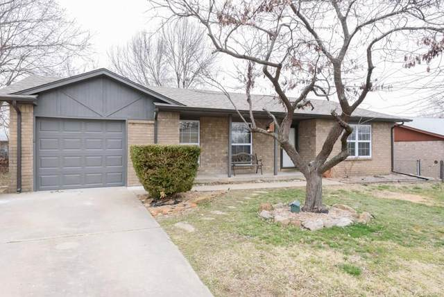 607 W 150th Street, Glenpool, OK 74033 (MLS #900735) :: ClearPoint Realty