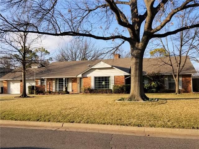 3017 Regency Court, Oklahoma City, OK 73120 (MLS #900738) :: Homestead & Co