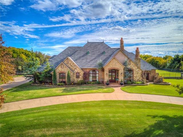 2708 W Mission Springs Drive, Edmond, OK 73012 (MLS #900744) :: Homestead & Co