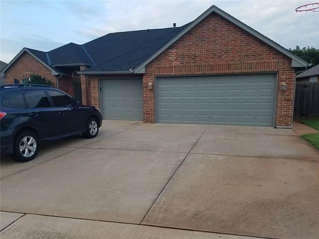15904 Hardwick Road, Edmond, OK 73013 (MLS #900745) :: Homestead & Co