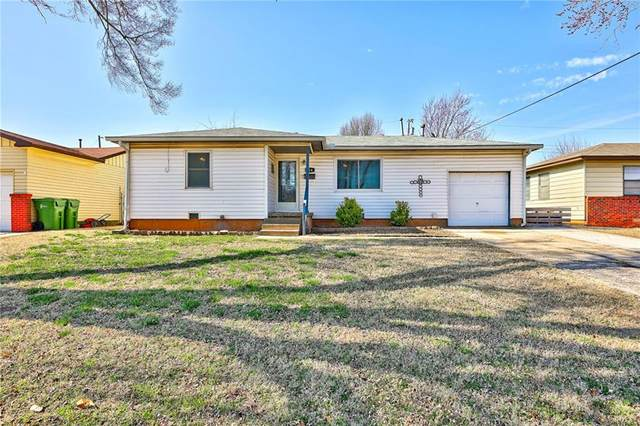 116 Belisle Avenue, Yukon, OK 73099 (MLS #900746) :: Homestead & Co