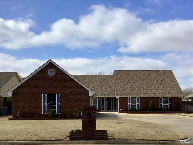 3409 N Flamingo Avenue, Bethany, OK 73008 (MLS #900748) :: The Oklahoma Real Estate Group