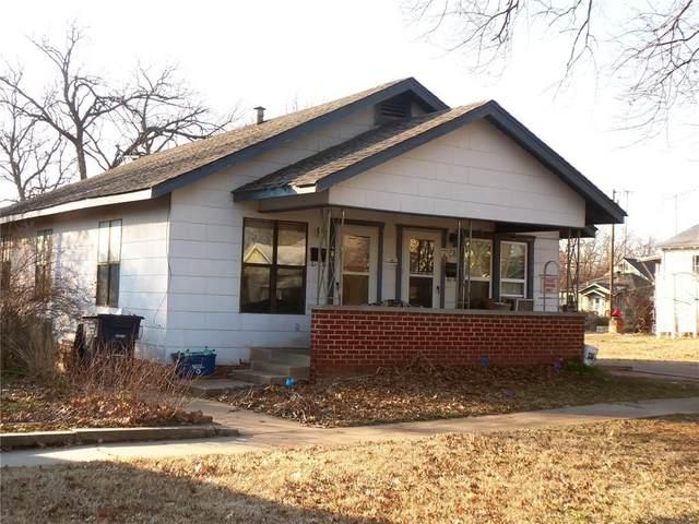 212 N Tucker Street, Shawnee, OK 74801 (MLS #900755) :: Keri Gray Homes