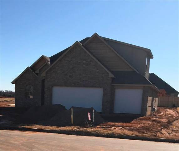 12104 SW 47th Street, Mustang, OK 73064 (MLS #900767) :: Homestead & Co