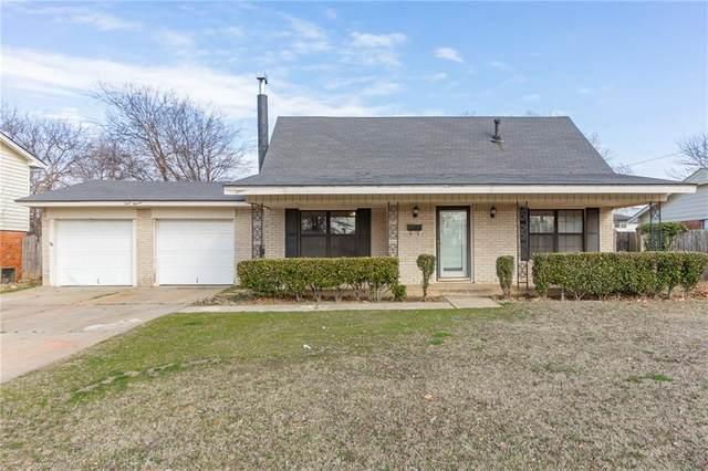 311 NE 18th Street, Moore, OK 73160 (MLS #900768) :: The Oklahoma Real Estate Group