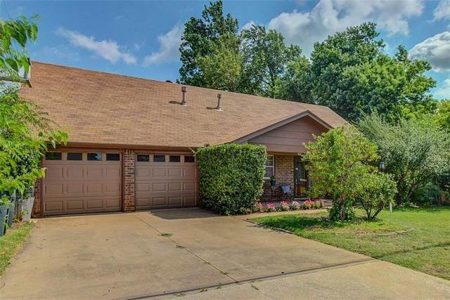 215 Guy Drive, Midwest City, OK 73110 (MLS #900774) :: The Oklahoma Real Estate Group