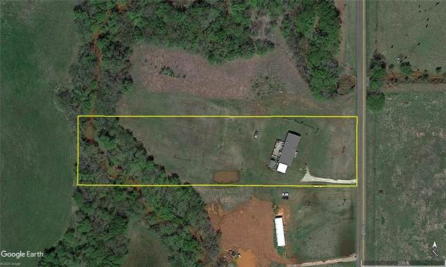17699 High Avenue, Purcell, OK 73080 (MLS #900787) :: Homestead & Co