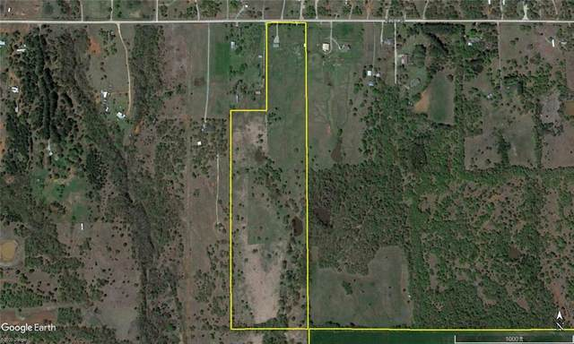 240th, Blanchard, OK 73010 (MLS #900791) :: Homestead & Co