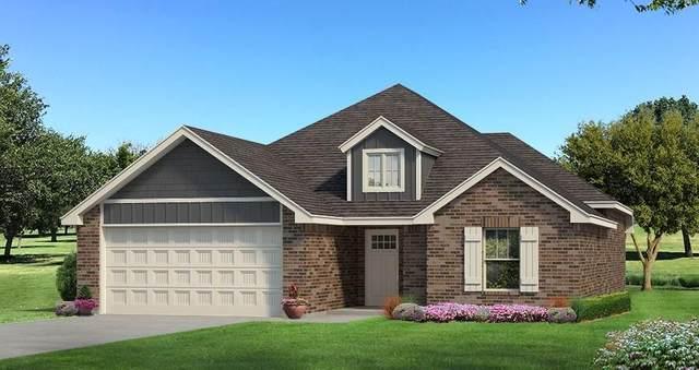 8405 NW 160th Street, Edmond, OK 73013 (MLS #900794) :: Homestead & Co