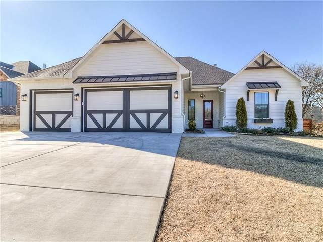 1433 Mason Lane, Edmond, OK 73034 (MLS #900801) :: Homestead & Co