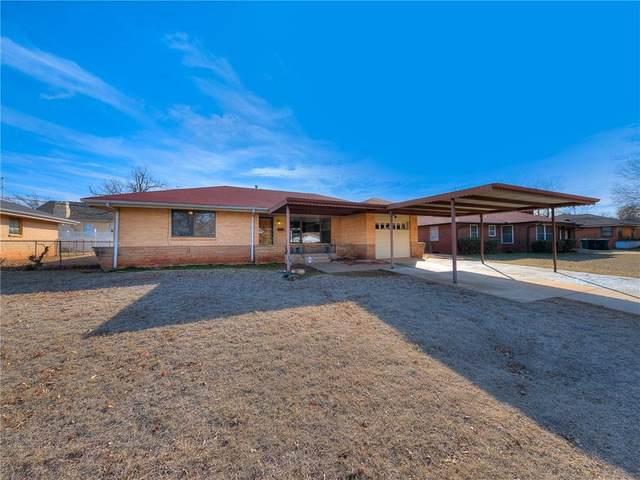 1408 NE 46th Street, Oklahoma City, OK 73111 (MLS #900805) :: Homestead & Co