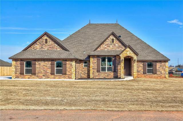3303 NW 22nd Place, Newcastle, OK 73065 (MLS #900821) :: Homestead & Co
